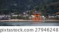 嚴島神社 沒人 沒有人 27946248
