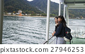 two people, ferryboat, trip 27946253