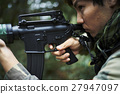 拍摄 生存游戏 气枪 27947097
