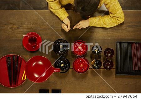 女性年轻工匠形象 27947664