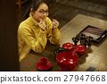 女性年轻工匠形象 27947668