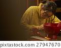 女性年轻工匠形象 27947670