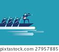 Business Team. Concept business illustration 27957885