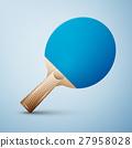 Ping pong racket 27958028