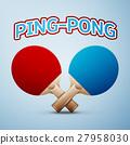 Ping pong rackets 27958030