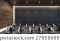 健身房 機器 立體 27959000