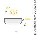 Thin line icons, Pan 27962132
