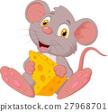 mouse cartoon cheese 27968701