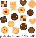 다양한 쿠키 27970685