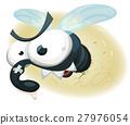 Comic Funny Housefly 27976054