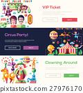 banner, carnival, circus 27976170