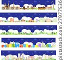 城市景觀夜空 27977536