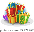 Happy Birthday Gifts Pack 27978967