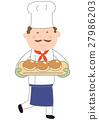 bakery, bakeries, vector 27986203