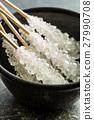 sugar, stick, crystal 27990708