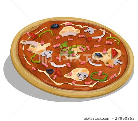 Italian Pizza 27990865