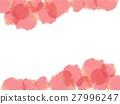 水彩画 框架 帧 27996247