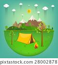 summer landscape 28002878