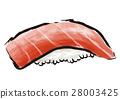 오징어 초밥 28003425