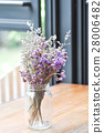 statice flower in a vase 28006482