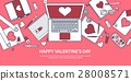 love, valentine, heart 28008571