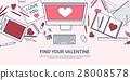 love, valentine, heart 28008578