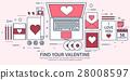 love, valentine, heart 28008597