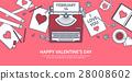 love, valentine, heart 28008602