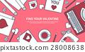 love, paper, heart 28008638
