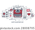 love, valentine, heart 28008705