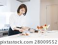 烹饪 女性 女 28009552