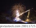 불꽃 놀이, 불꽃 놀이 대회, 스키장 28011725