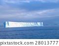 남극의 빙산 28013777