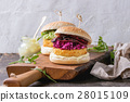 burger, vegan, burgers 28015109