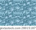 Abstract seamless pattern. vector illustration 28015187
