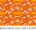 Abstract seamless pattern. vector illustration 28015189