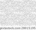 Abstract seamless pattern. vector illustration 28015195