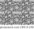 Abstract seamless pattern. vector illustration 28015196