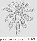 vector, illustration, sketch 28016698