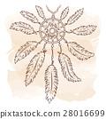 vector, illustration, sketch 28016699