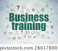 business education concept 28017890
