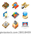 Icon concepts for work 28018409