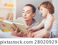 Mother son read 28020929
