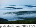 운해, 산, 풍경 28021724