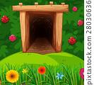 park green tunnel 28030636