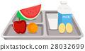 食物 食品 橙色 28032699