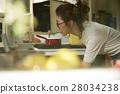 婦女堅持做飯 28034238