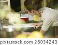 婦女堅持做飯 28034243