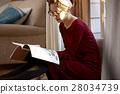 一個女人讀 28034739