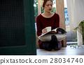 一個女人讀 28034740